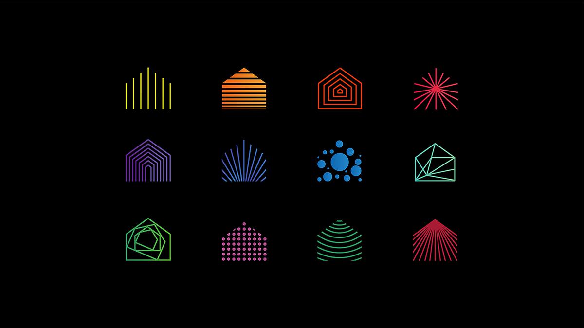 家居品牌标志设计